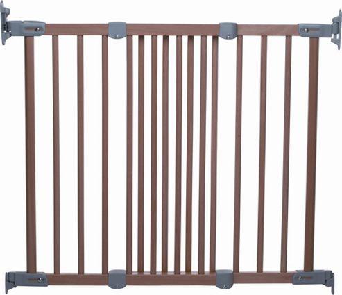 Babydan Super Flexi Fit Wooden Extending Gate