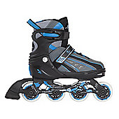 Vortex Inline Skates Blue Size 12-2