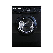 Russell Hobbs RHWM612BM, Freestanding Washing Machine, 6kg Wash Load, 1200 RPM Spin Speed