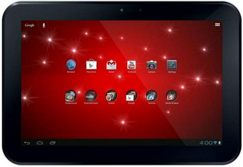 Toshiba AT300 AT300-101 TABLET