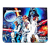 Star Wars Personalised iPad 2/3 Cover - Classic Poster Art