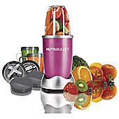 Nutribullet Pink 12 Piece Set by Magic Bullet