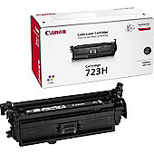 Canon 723 (Black) High Capacity Toner Cartridge (Yield 10,000 Pages)