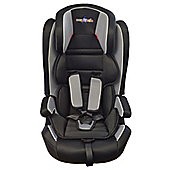 Cozy n Safe Group 1/2/3 Car Seat Grey/Black