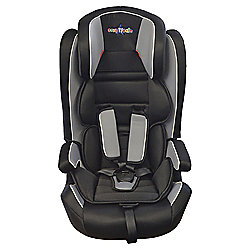Cozy N Safe Group 1/2/3 Car Seat Black/Grey