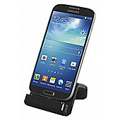 USB Charging Data and Audio Cradle for Most Samsung Smartphones
