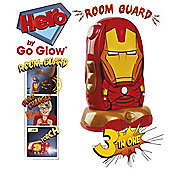 Avengers Iron Man Go Glow Hero