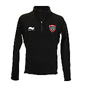 Burrda Sport Toulon RCT 1/4 Zip Training Fleece 15/16 - Black