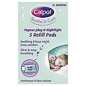 Calpol Night Plug In +5 Pads