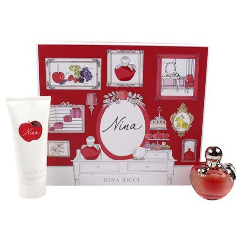 Nina Ricci Nina edt & body lotion 2 pc