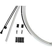 Clarks Zero-G Road Brake Cable Kit. 35% Lighter! - Black