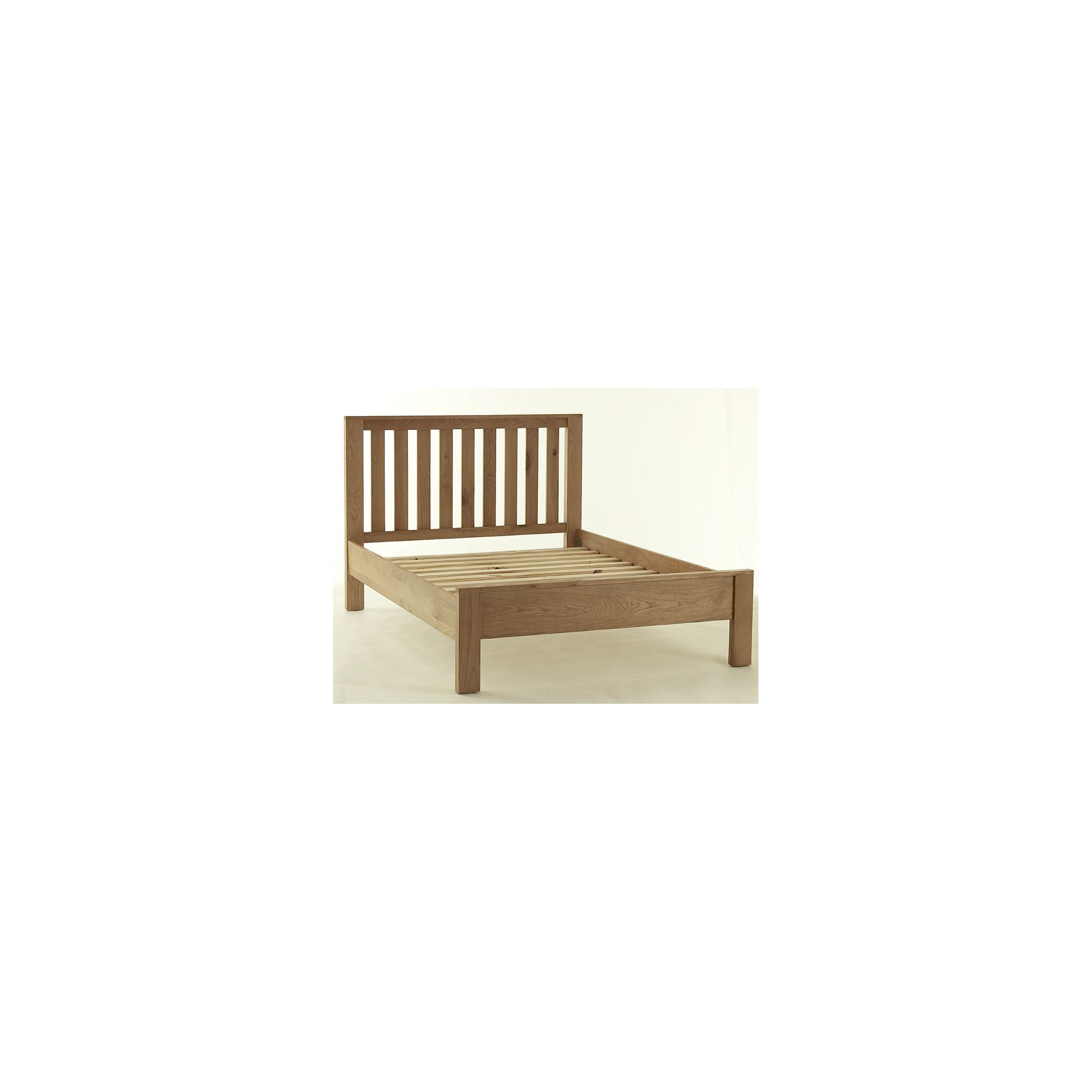 Thorndon Block Bed Frame - Double at Tesco Direct
