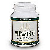 Cytoplan Vitamin C + Bioflavonoids 60 Capsules