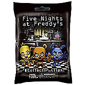 """Officially Licensed Five Nights At Freddy's 3"""" Figure Hangers Blind Pack 1 Random Style"""