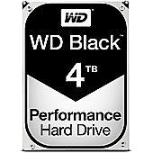 Western Digital Caviar Black 4TB 3.5 Desktop SATA Hard Drive SATA 6GB/s 7200RPM 64MB Cache 5 Year Warranty WD4003FZEX
