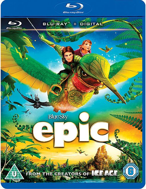 Epic - Bluray & Uv Copy