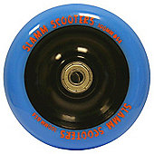 Slamm Blue Metal Core Scooter Wheel and Bearings