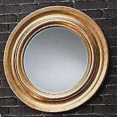 Gallery Trevose Mirror - Gold