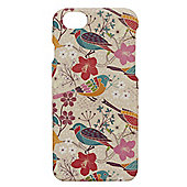 "Tortoiseâ""¢ Hard Protective Case, iPhone 6, Bird & Flower design, Multi."