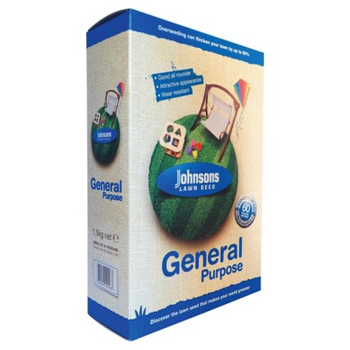 Johnsons General Purpose Grass Seed 1.5 kg