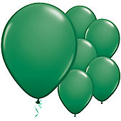 Green Balloons - 11' Latex Balloon (6pk)