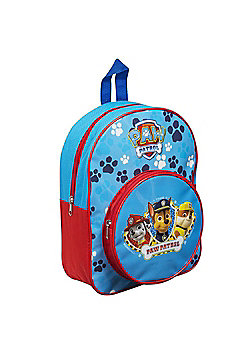 Character Paw Patrol 'Squad' Round Pocket Boys Junior Backpack