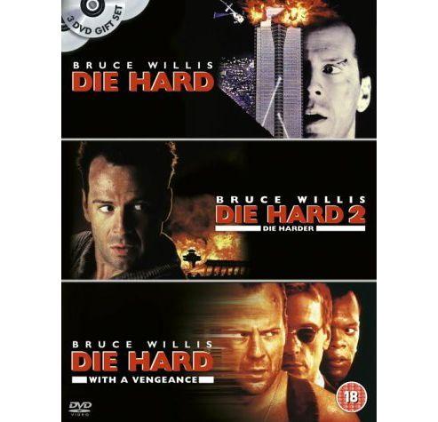Die Hard/Die Hard 2/Die Hard (DVD Boxset)