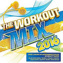 Workout Mix 2016