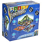 Thunderbirds 10 in 1 Puzzle