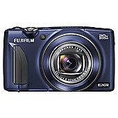 "Fuji F900 Digital Camera, Blue, 16MP, 20x Optical Zoom, 3"" LCD Screen"