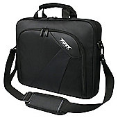 "Port Designs Meribel Laptop/Netbook Bag up to 15 6"" Black"