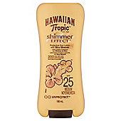 Hawaiian Tropic Shimmer Effect Lotion SPF25 180ml