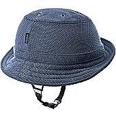 YAKKAY Tokyo Blue Technic Helmet Cover: Large (57-59cm)