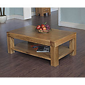 Ametis Santana Blonde Oak Coffee Table 120 x 70cm