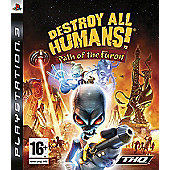 Destroy All Humans - Path Of The Furon - PS3