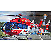 Revell Airbus Helicopter Ec145 Drf 1:32 Aircraft Model Kit - 04897