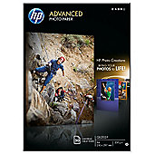 Hewlett-Packard Glossy Photo Paper 210 x 297 mm, 50 Sheets