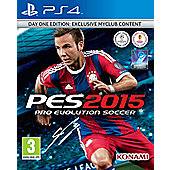 Pro Evolution Soccer 2015 - Day One Edition