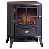 Dimplex Brayford Electric Stove, 2kW - Black
