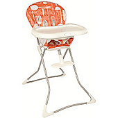 Graco Tea Time Highchair (Utensils)