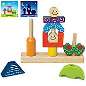 Smart Games Day and Night Wooden Puzzle