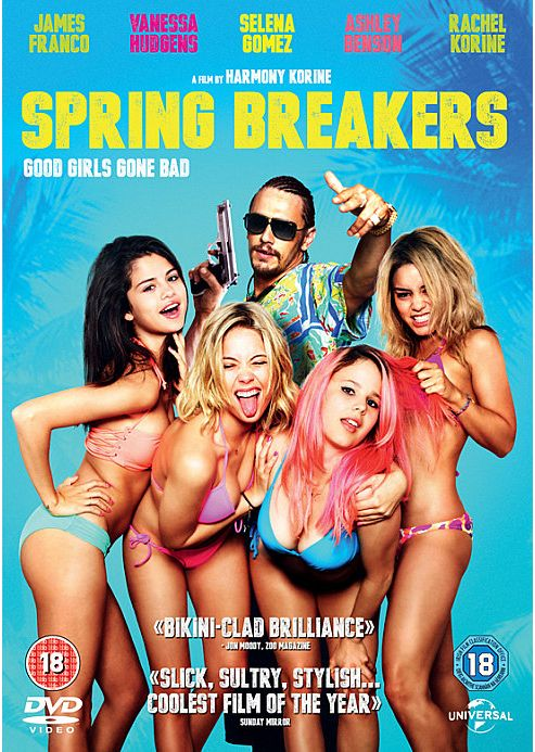 Spring Breakers - DVD