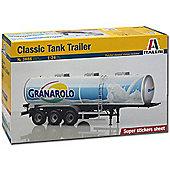 Italeri Classic Tank Truck 3886 1:24 Model Kit Trucks