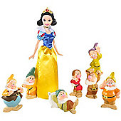 Disney Princess Snow White and The 7 Dwarfs