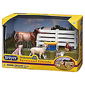 Hornby Breyer Stablemates Farmyard Friends