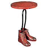 "Alterton Furniture ""Best Foot Forward"" Side Table"
