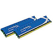 Kingston HyperX (16GB) (2x8GB) Memory Kit 1600MHz DDR3 Non-ECC CL9 240-pin DIMM
