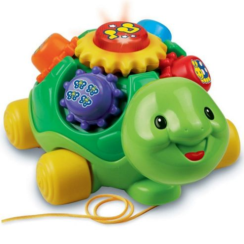 VTech Pull and Play Turtle