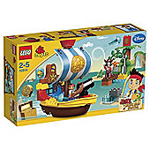 Lego Duplo Disney Jake And The Neverland Pirates Ship Bucky 10514