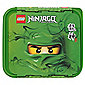 LEGO Lunch Box Ninjago Green